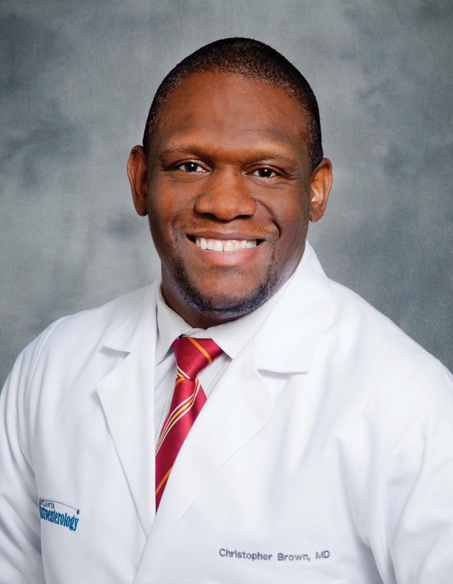 Chris A Brown, MD Gastroenterology