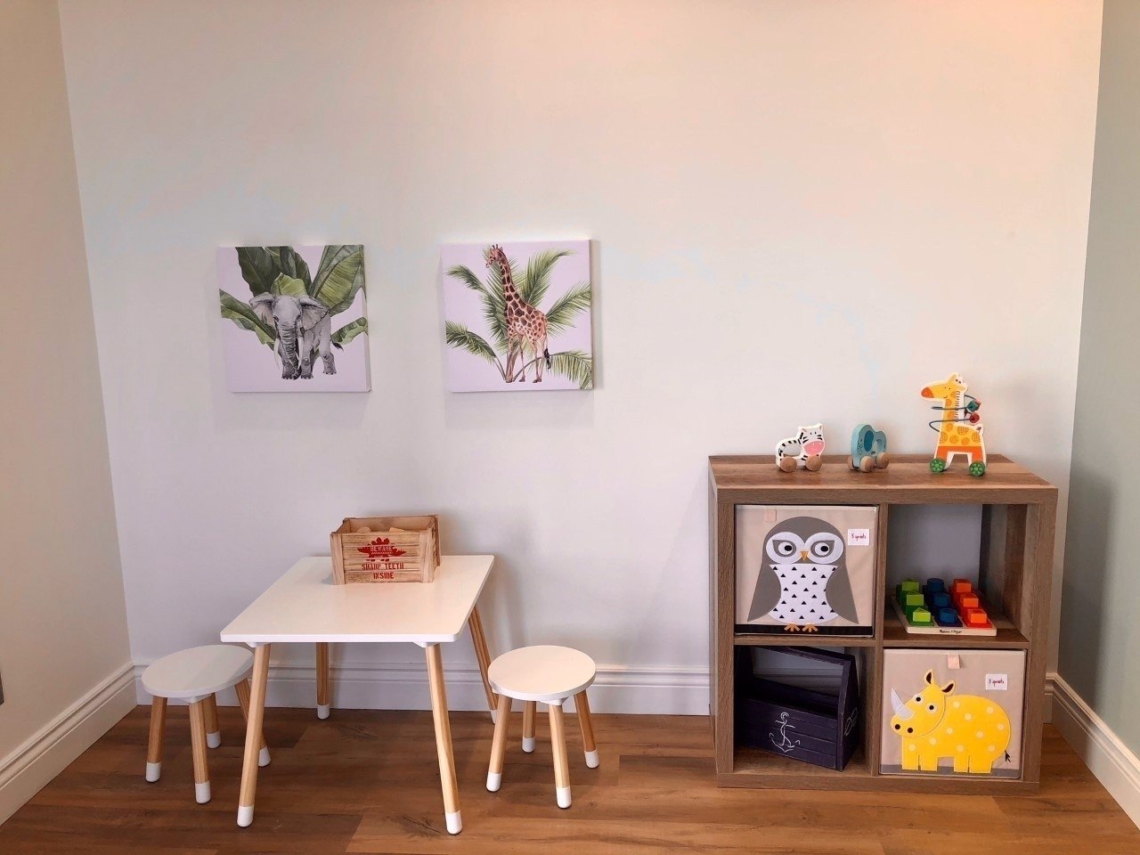 Northwest Dentistry (Dr. Karen Mclean) in Charlottetown: This is our Kid Zone for your children to play and wait for Dr. Mclean