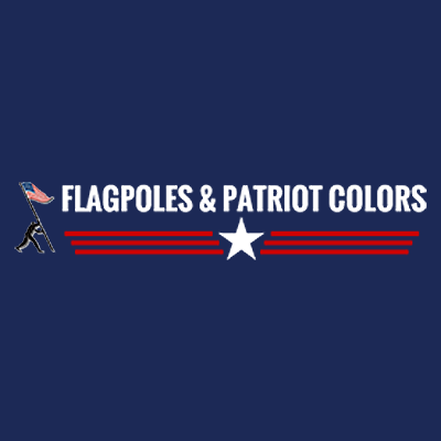 Flagpoles & Patriot Colors