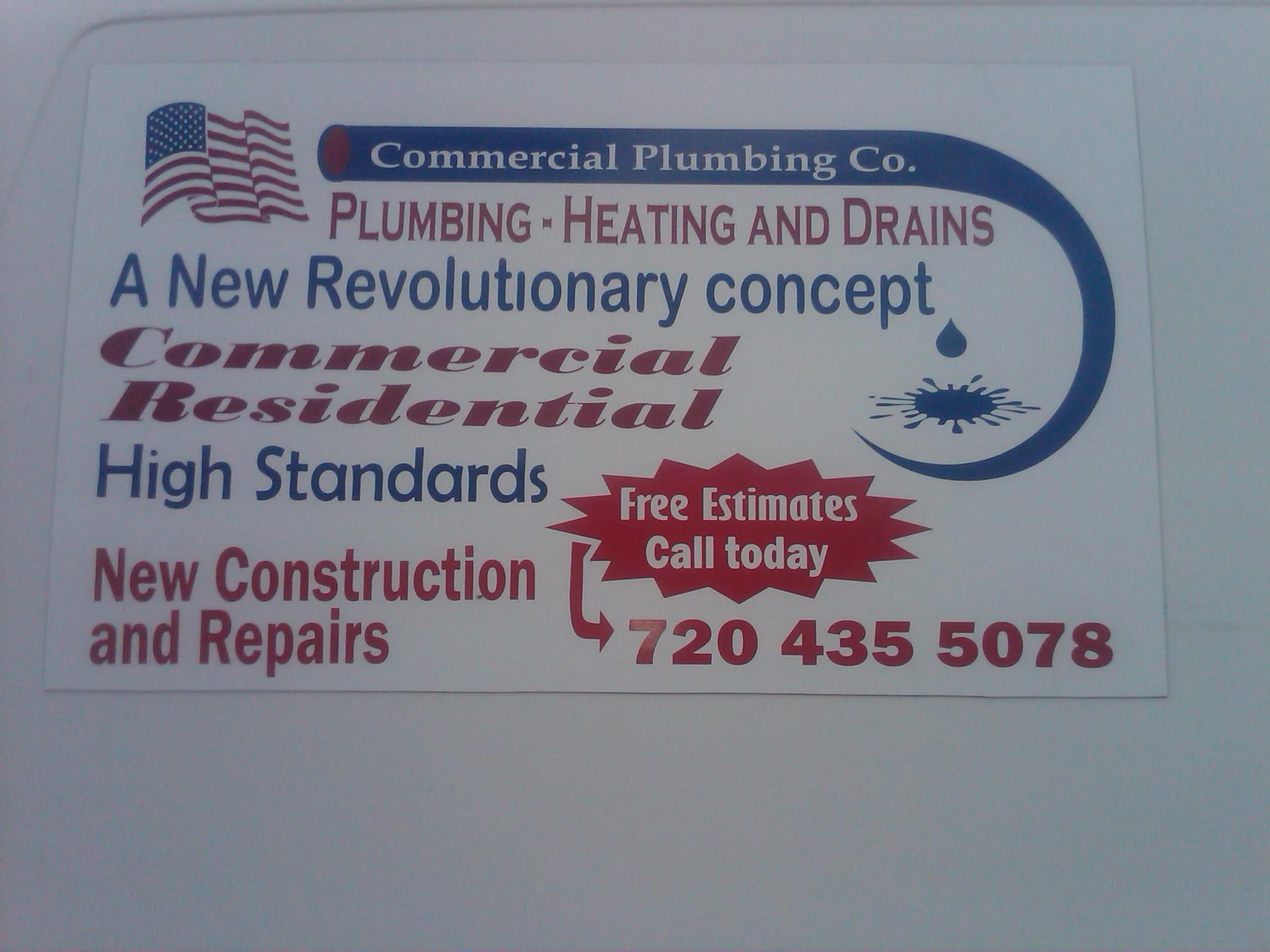 Commercial Plumbing Inc