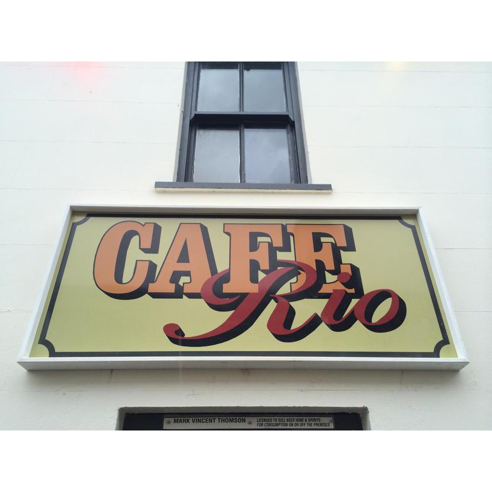 Cafe Rio - Haverfordwest, Dyfed SA61 1BG - 01437 765411   ShowMeLocal.com