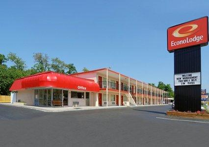 Econo Lodge Near Motor Speedway In Bristol Va 24201
