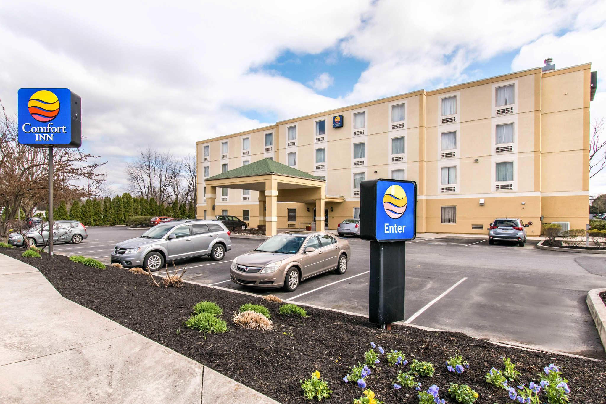 Motels In Mechanicsburg Pa