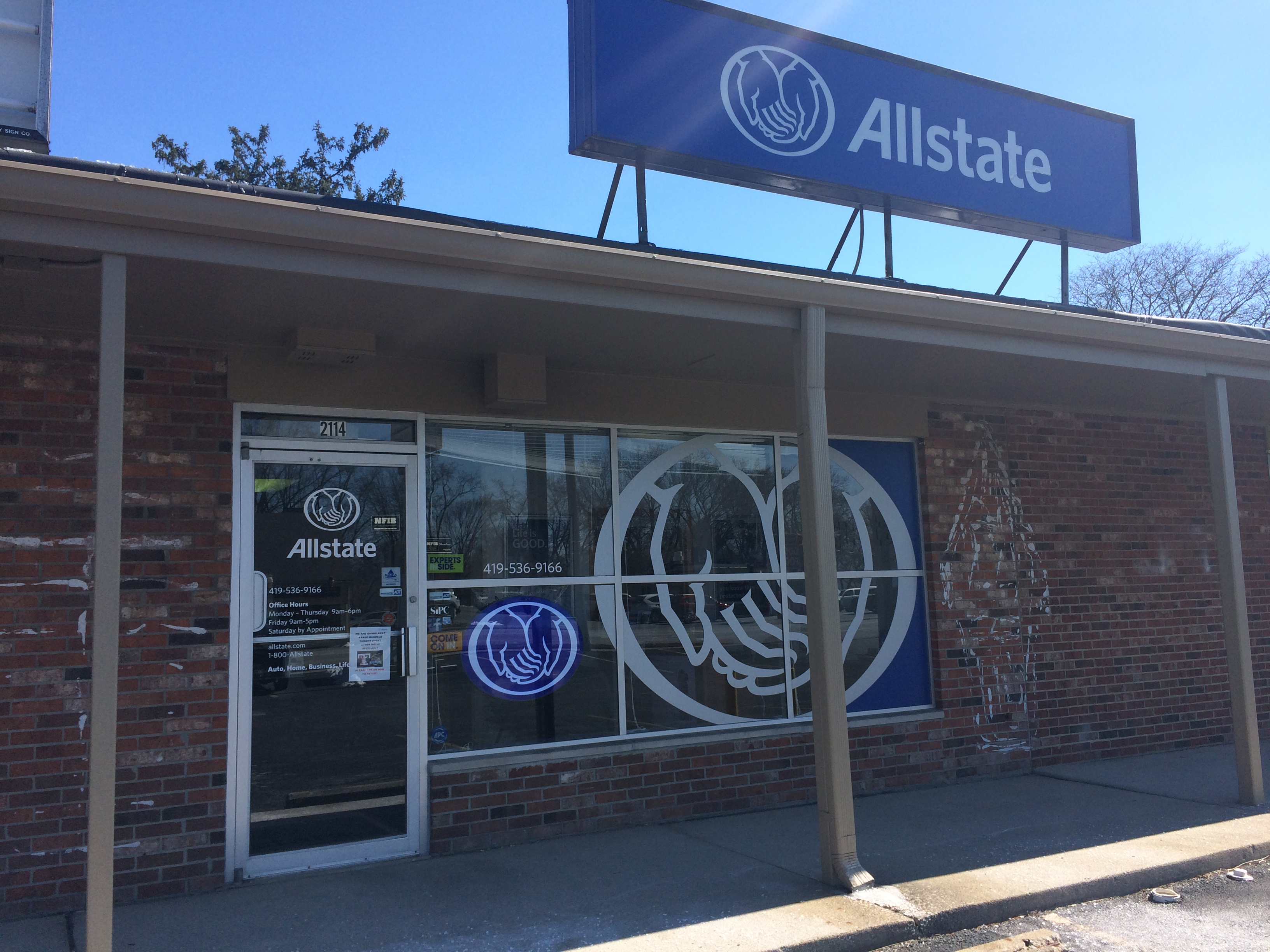 Allstate Flood Sign In >> Allstate Insurance Agent: Cody Ickes, Toledo Ohio (OH) - LocalDatabase.com