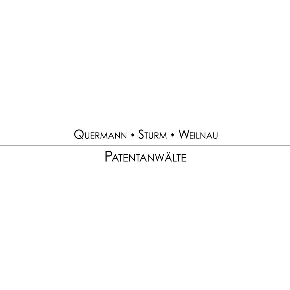 Patentanwälte Quermann, Sturm, Weilnau Partnerschaft mbB
