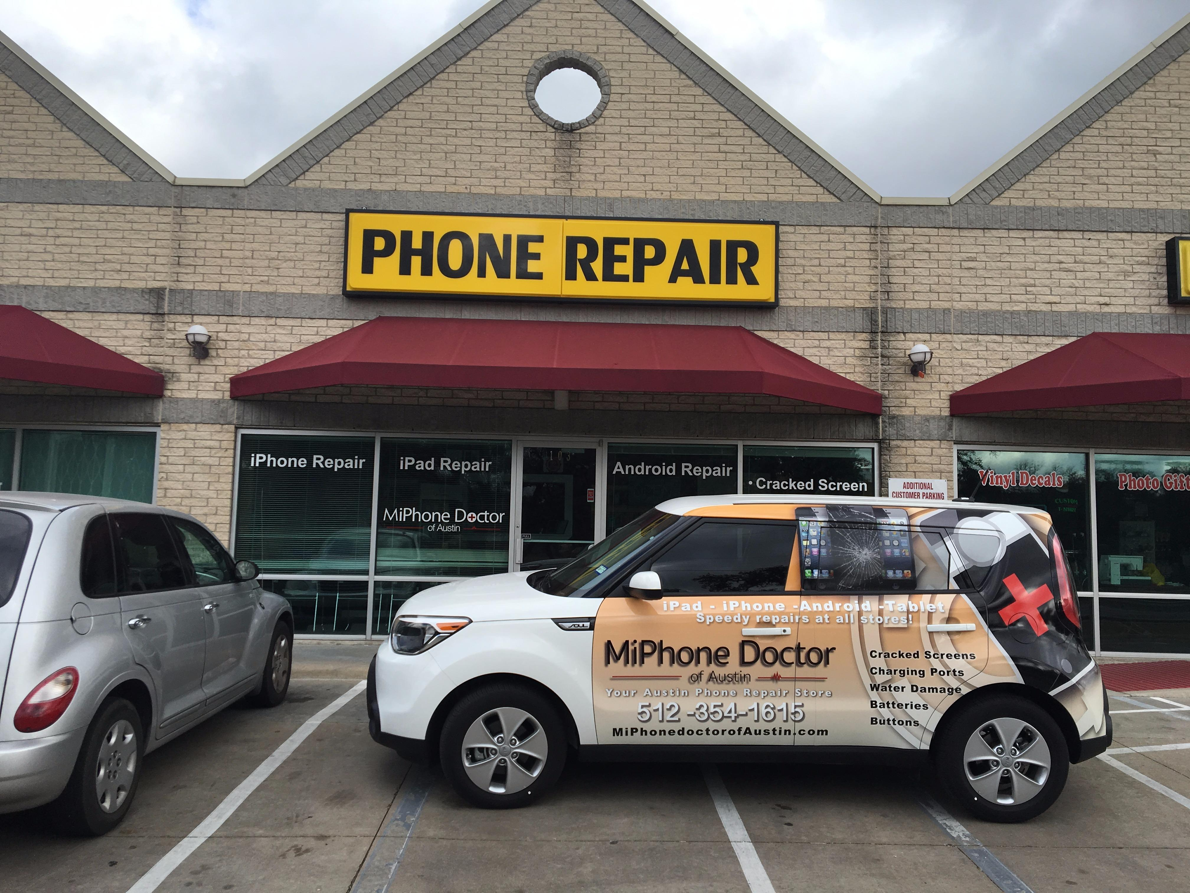 MiPhone Doctor of Austin