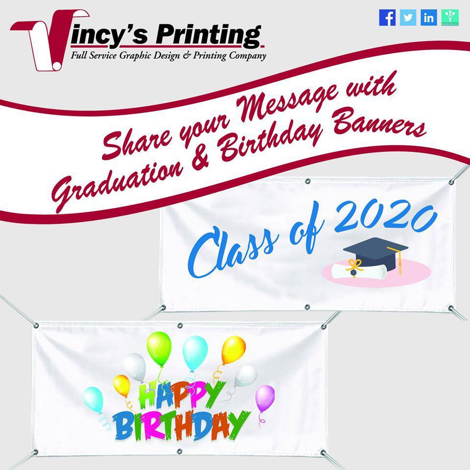 Vincy's Printing
