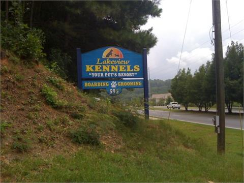 Lakeview Kennels - ad image