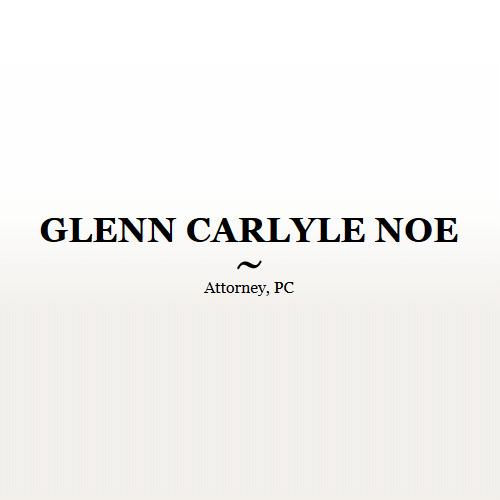 Glenn Carlyle Noe Attorney, Pc - Vernon, AL - Attorneys