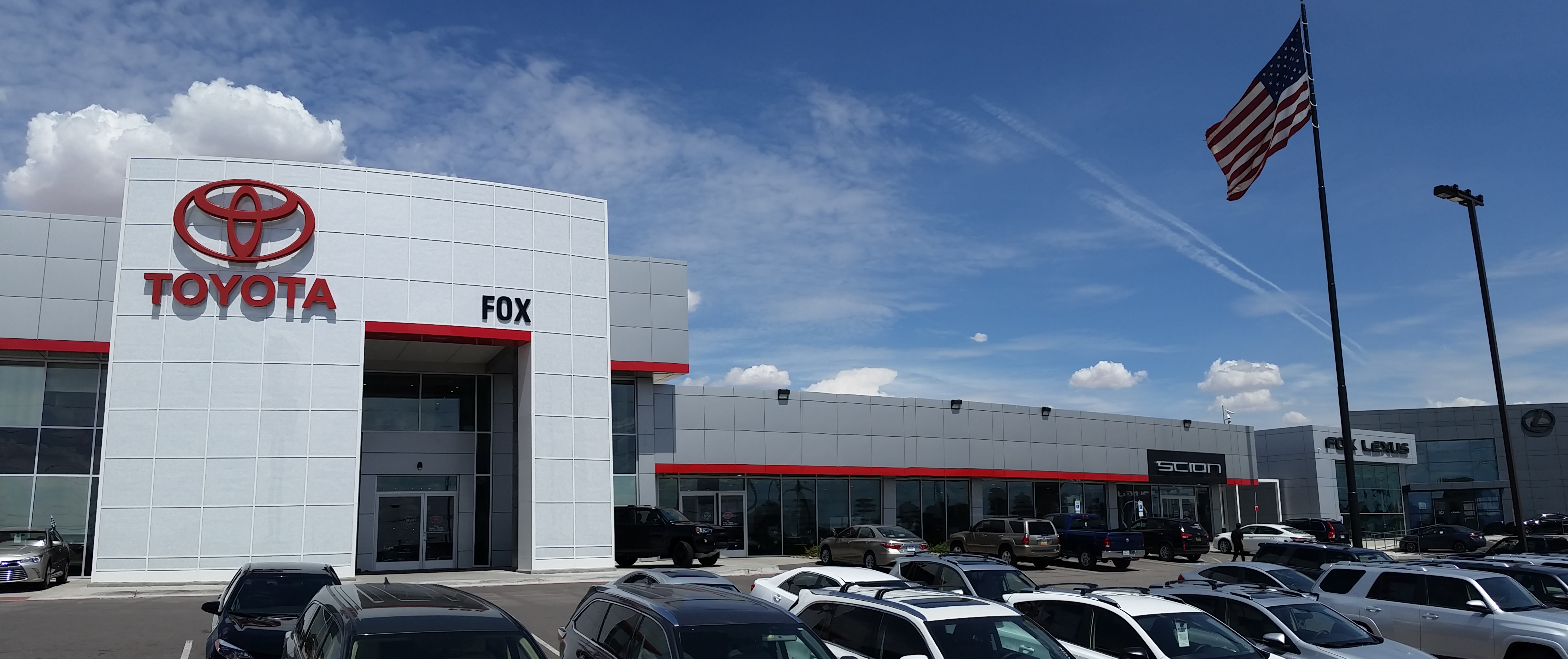 Fox toyota of el paso el paso texas tx for Indianapolis motors el paso tx