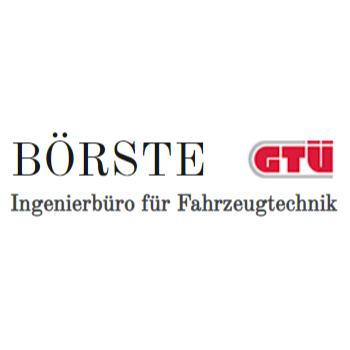 Bild zu BÖRSTE Ingenieurbüro für Fahrzeugtechnik in Ascheberg in Westfalen