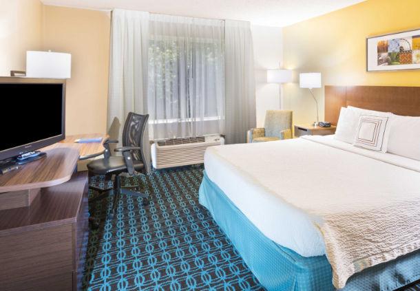 Fairfield Inn  U0026 Suites By Marriott Atlanta Perimeter