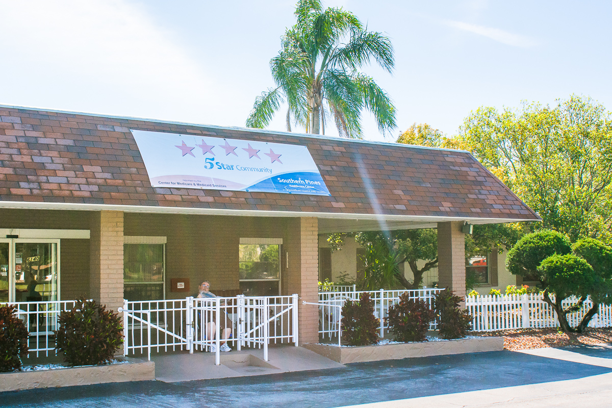 Nursing homes in new port richey florida home review for Southern homes florida
