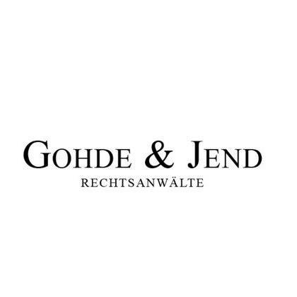 Gohde und Jend Rechtsanwälte