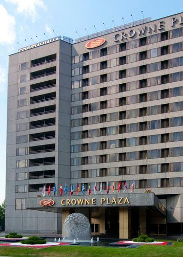 Crowne Plaza Moscow - World Trade Centre