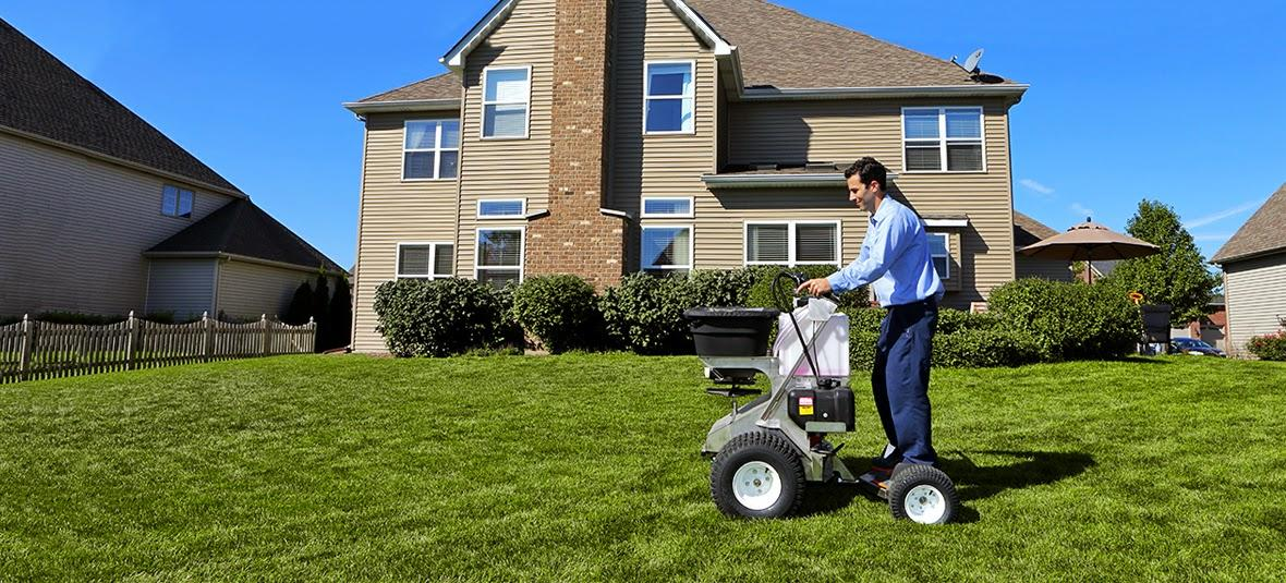 Spring green lawn care loves park illinois il for Local lawn care services