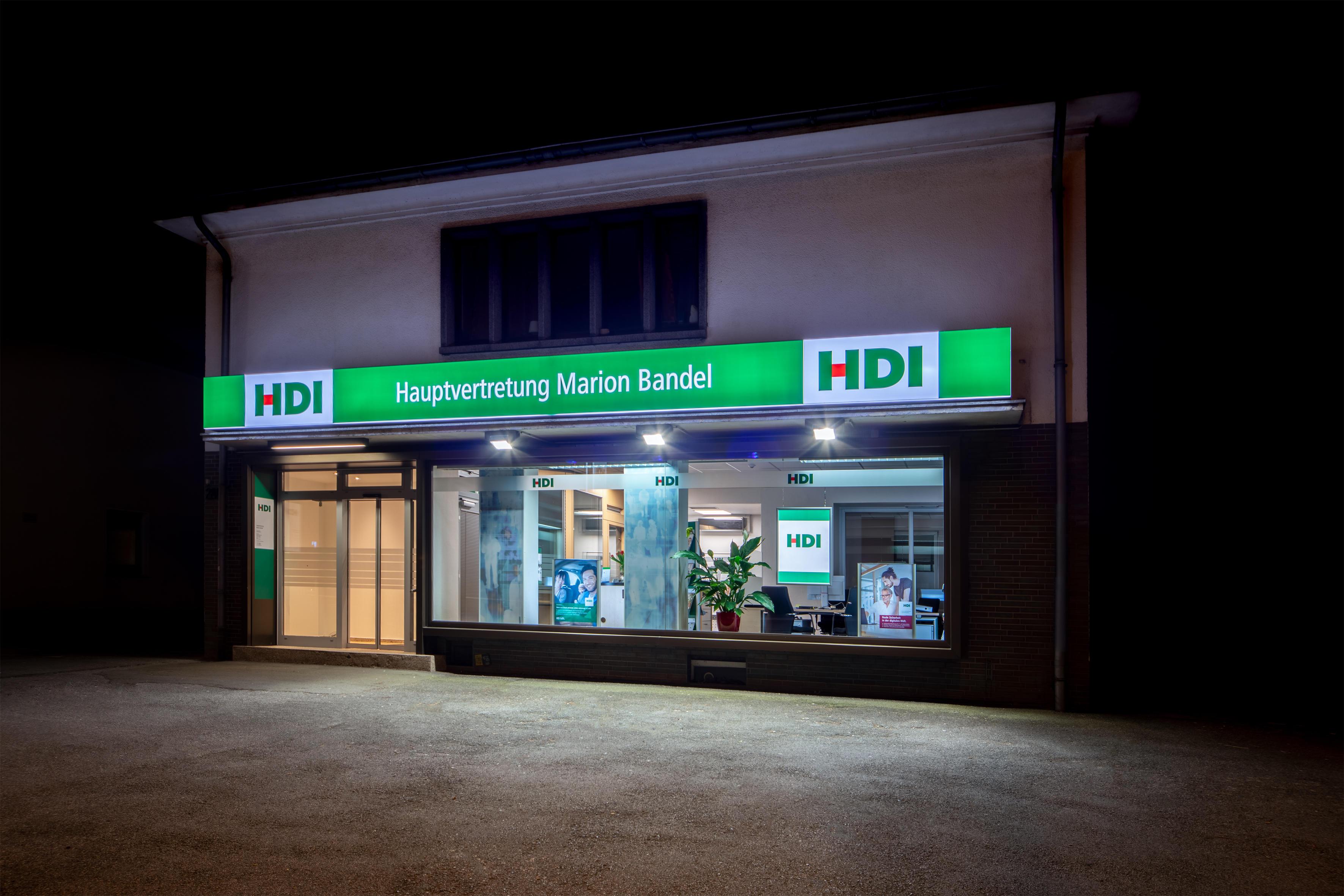 HDI Versicherungen Dortmund - Marion Bandel