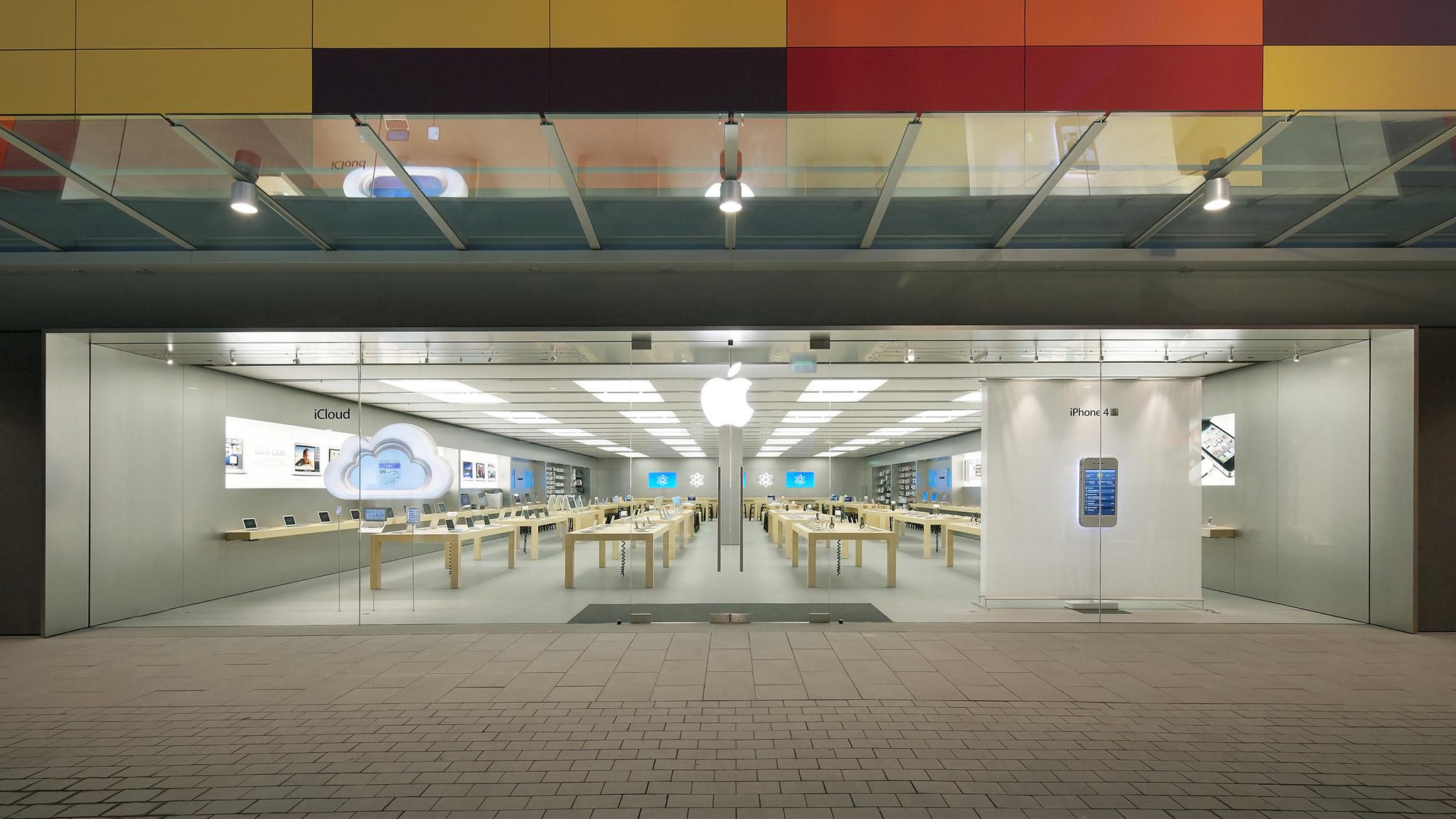 Apple Store Frankfurt Mtz