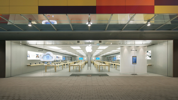 Apple Store, MTZ