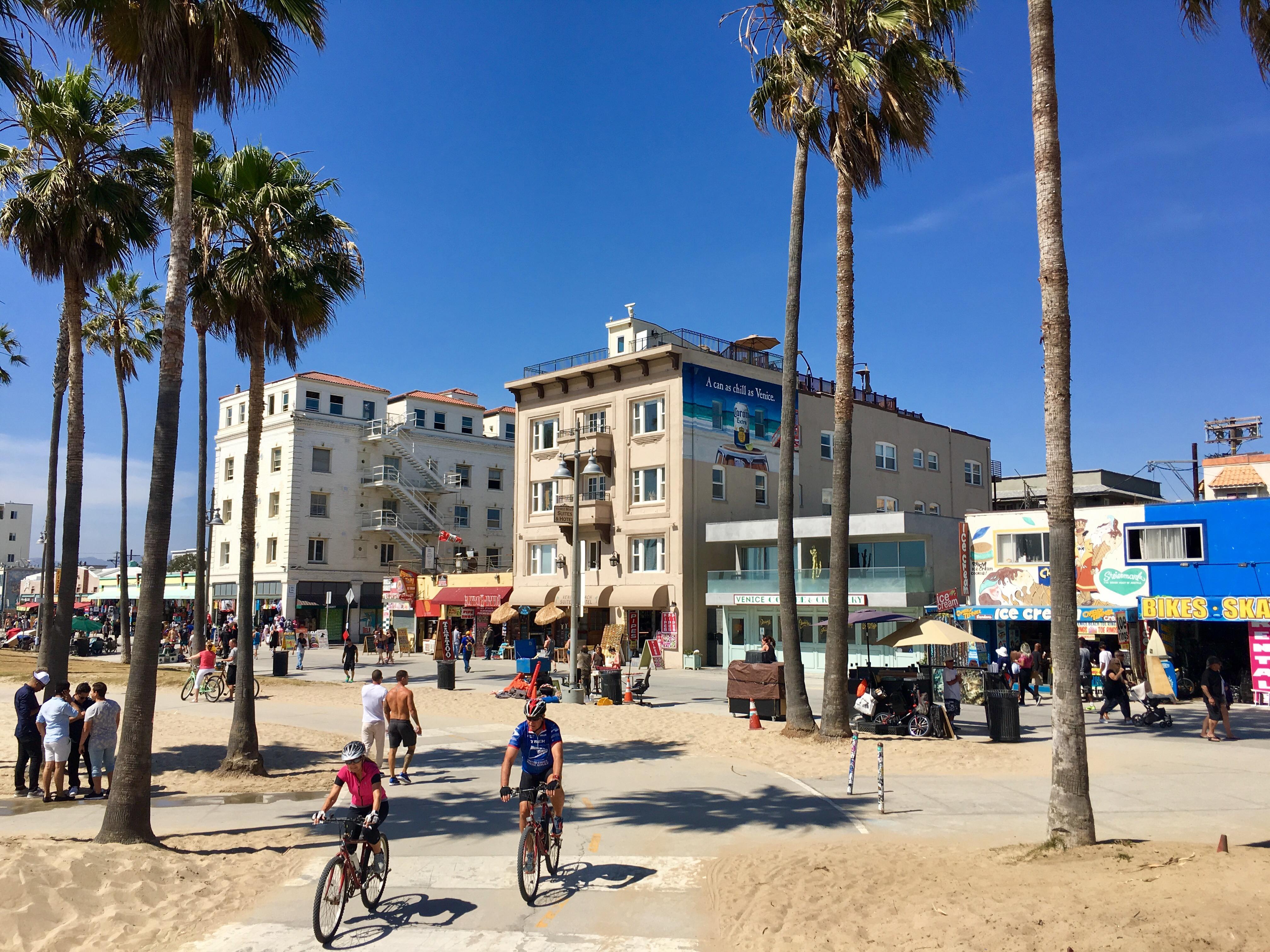 Free Parking Near Venice Beach Ca