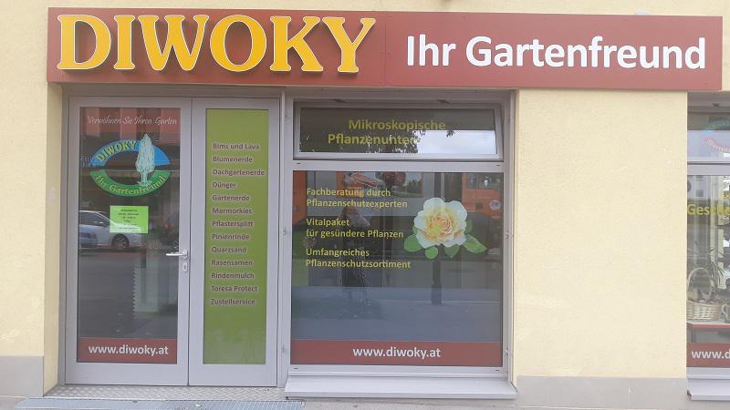 Diwoky – Ihr Gartenfreund
