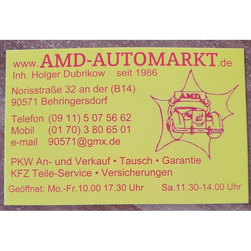 Bild zu AMD-Automarkt in Schwaig bei Nürnberg