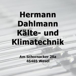 Bild zu Hermann Dahlmann Kälte- und Klimatechnik in Wesel