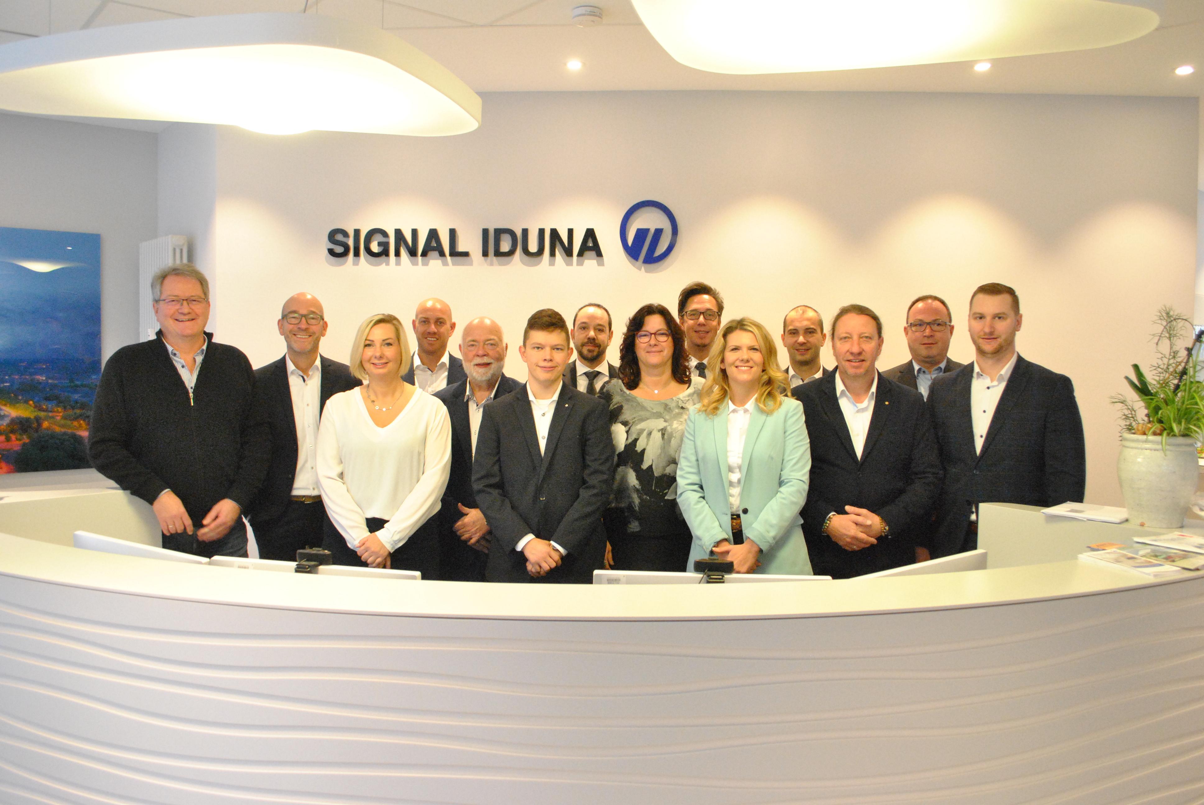 SIGNAL IDUNA Geschäftsstelle Neuss, Am Konvent  6-10 in Neuss