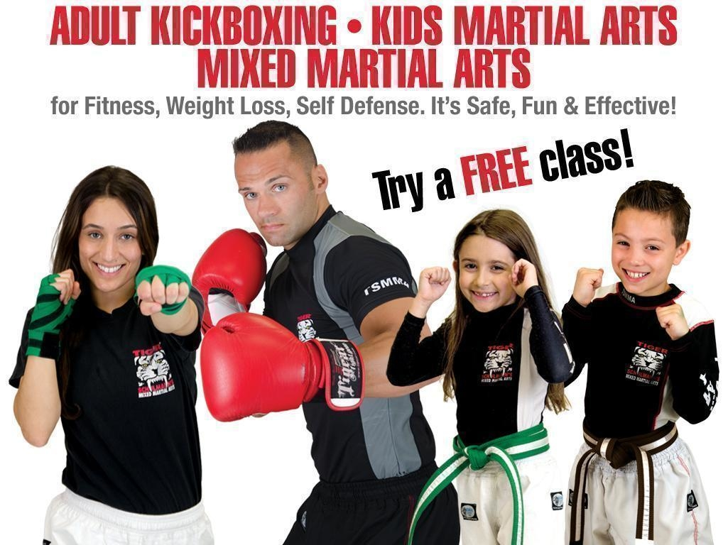 Tiger Schulmann's Mixed Martial Arts - ad image
