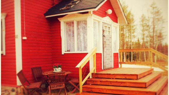 Villa Havula - Puutarhurin Maja