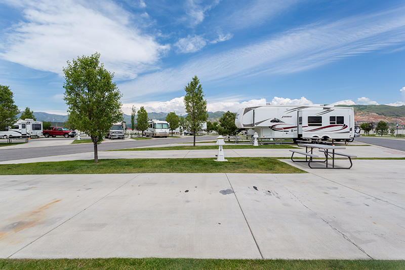 Pony Express Rv Resort In North Salt Lake Ut 84054