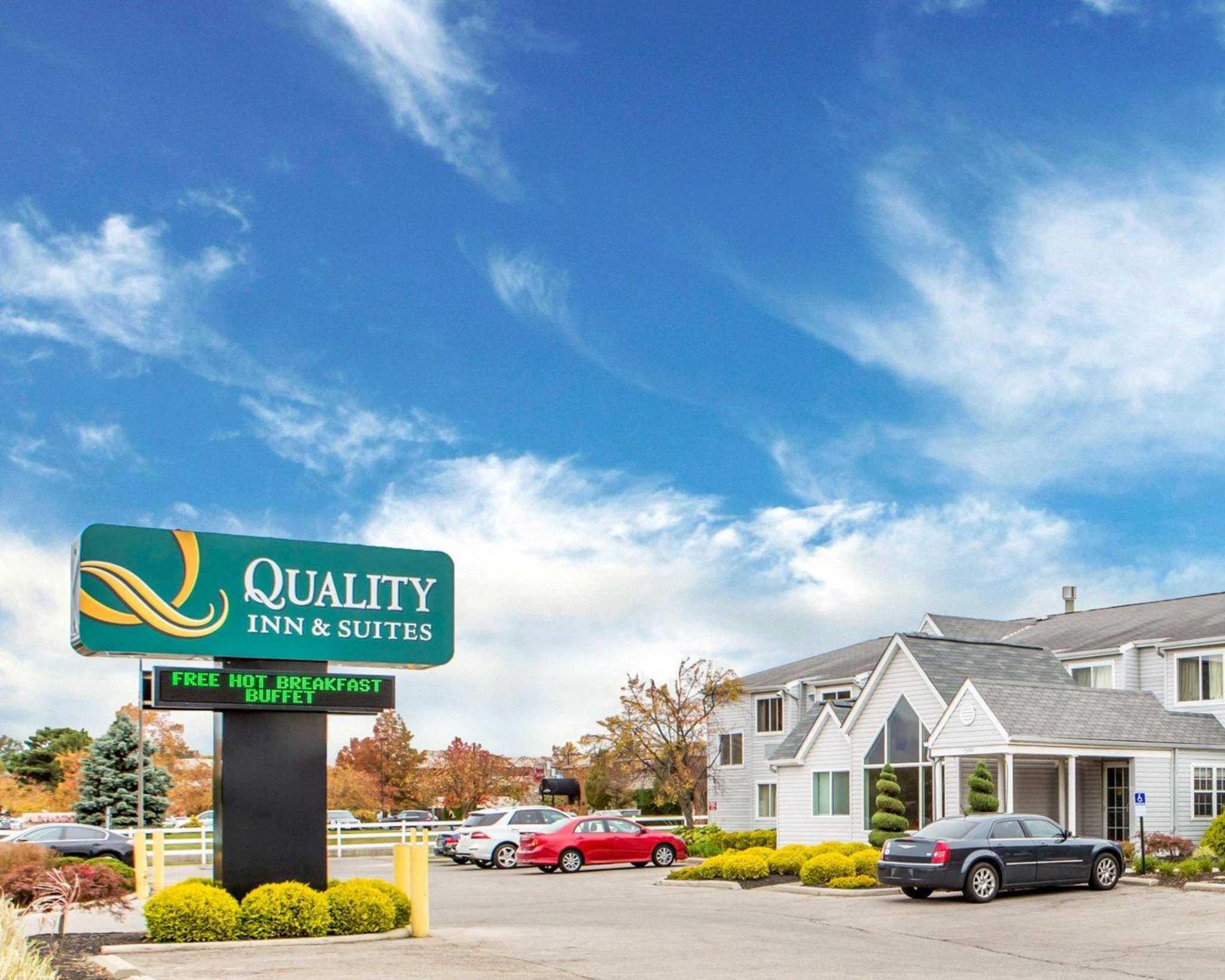 Quality Inn & Suites North/Polaris, Columbus Ohio (OH) - LocalDatabase.com