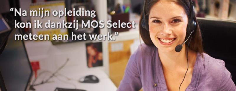 MOS Select BV Werving- Selectie- Detachering & Advies