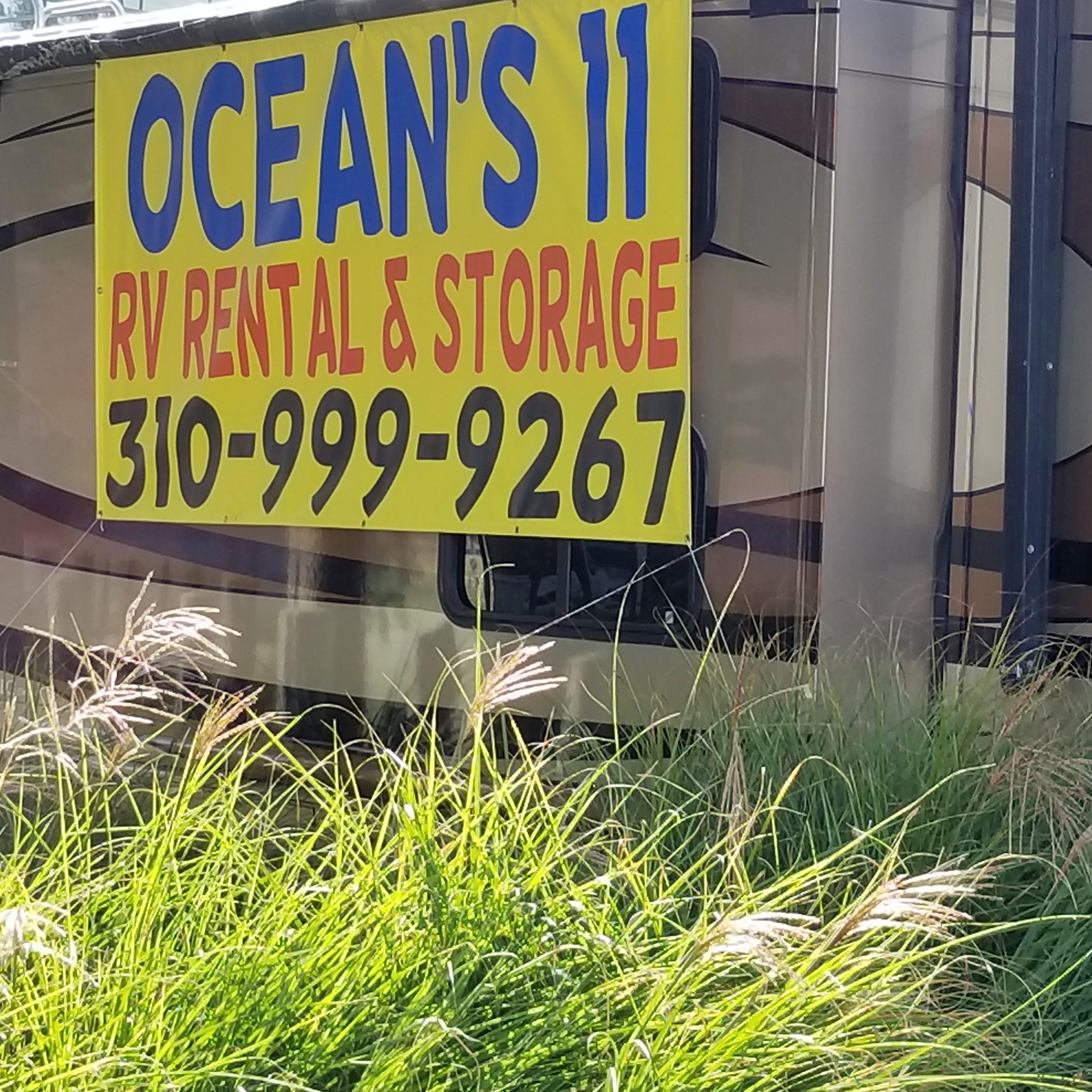 Oceans 11 Storage