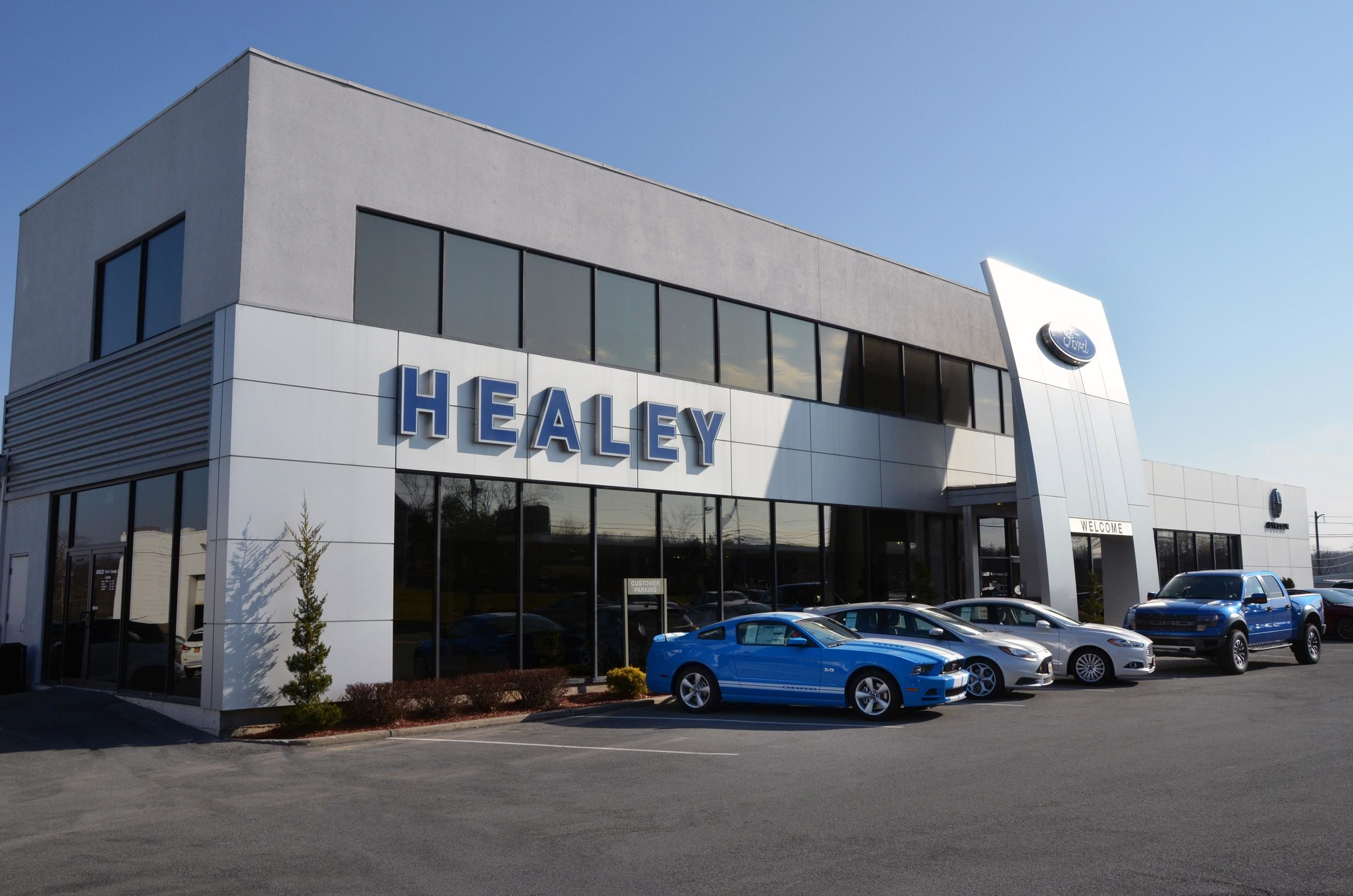 Healey Ford Lincoln in
