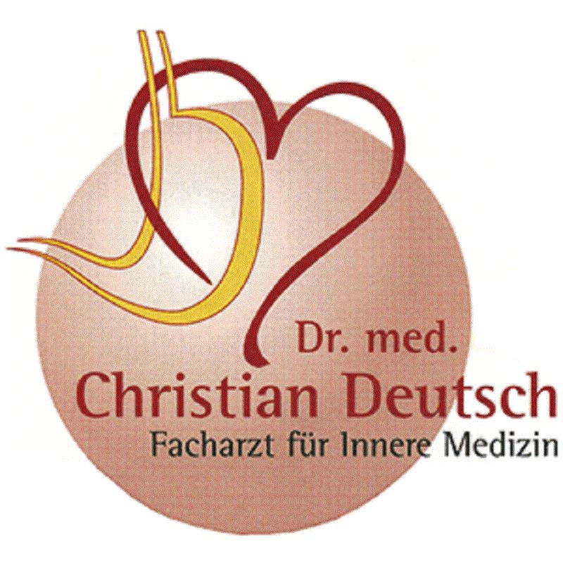 Dr. med. Christian Deutsch 4540 Bad Hall Internist Logo