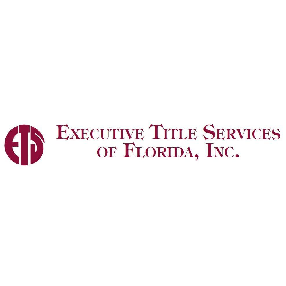 Executive Title Services of Florida Inc