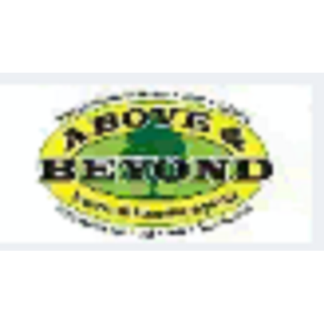Above & Beyond Lawn & Landscaping