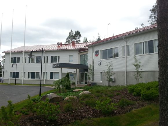 Petäjäveden kunta Hallinto