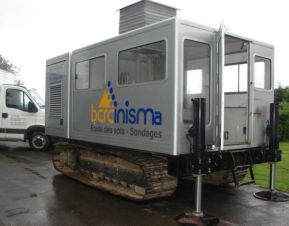 INISMa (Institut Interuniversitaire des Silicates, Sols et Matériaux) Mons