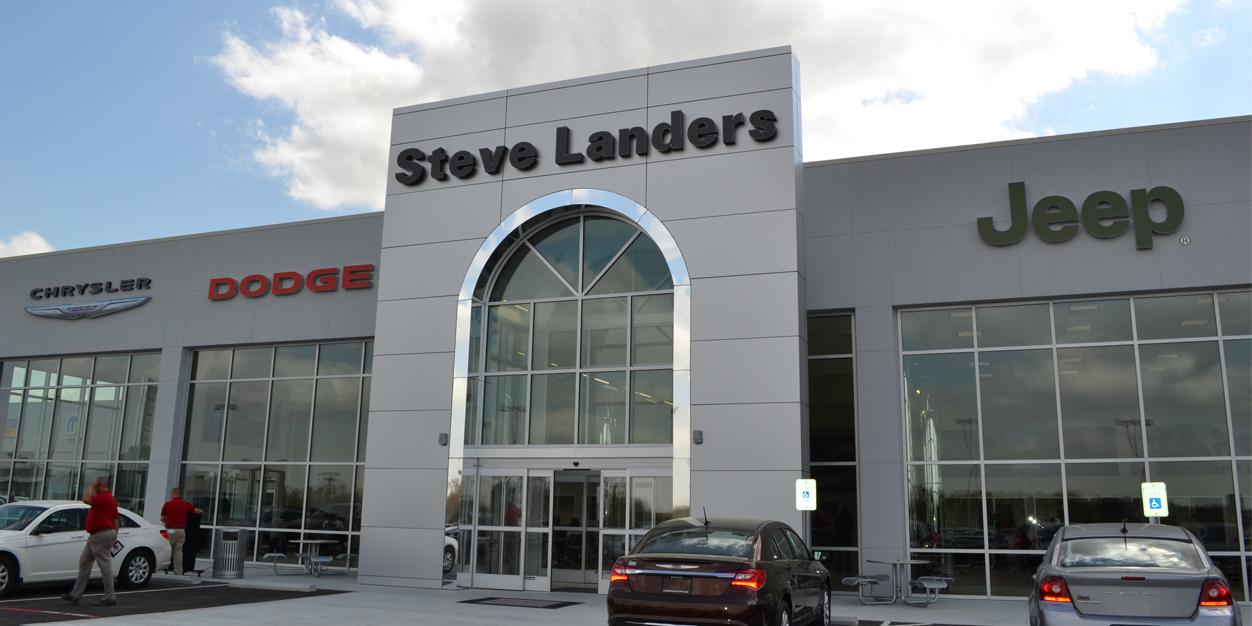 steve landers chrysler dodge jeep ram in little rock ar 72210. Black Bedroom Furniture Sets. Home Design Ideas