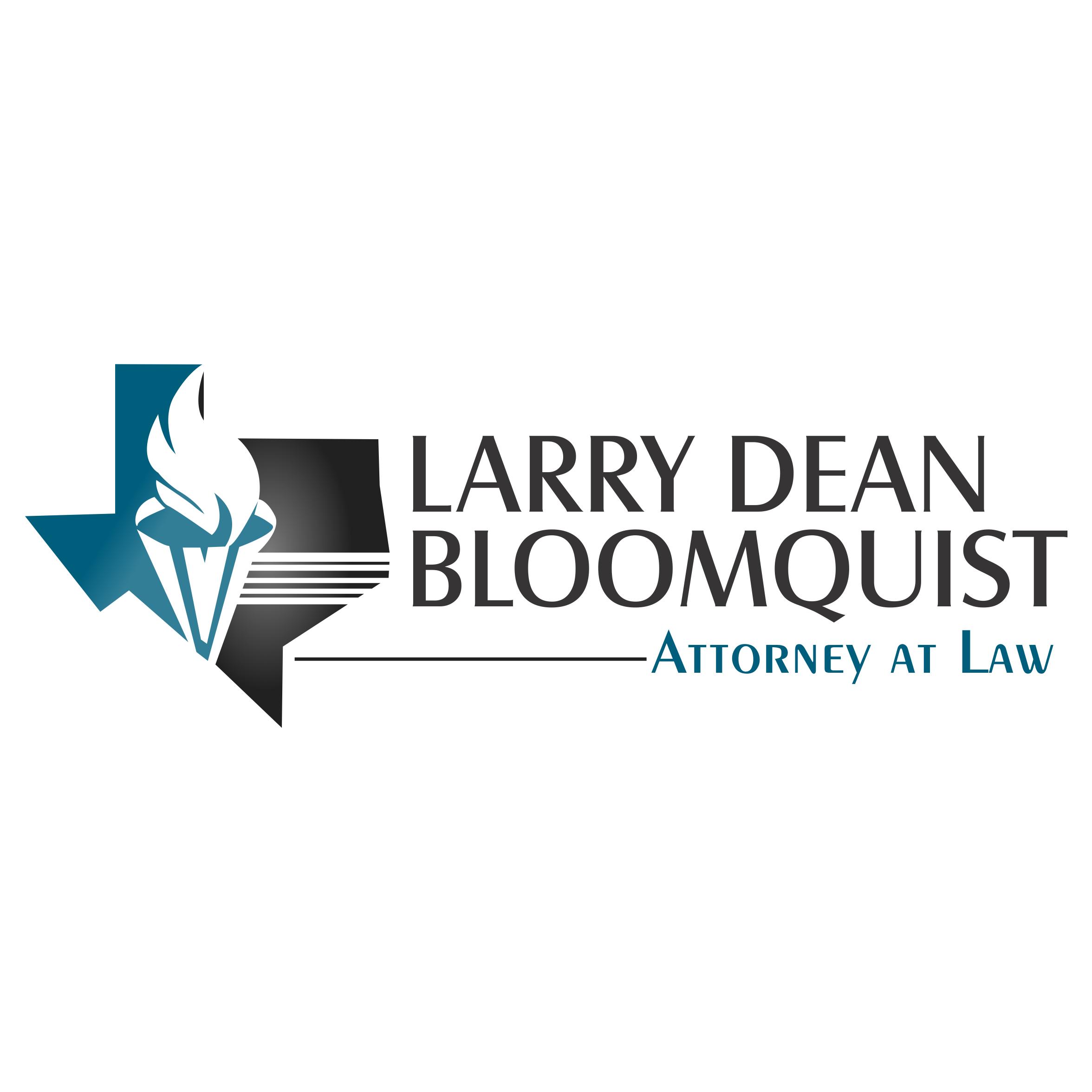 Larry Dean Bloomquist, Attorney at Law