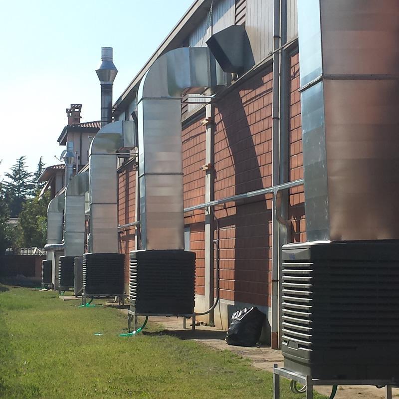 Futurclima materiale di refrigerazione e congelamento for Risparmio casa corridonia