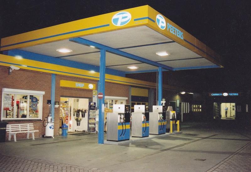 Peeters Tankstation en Carwash