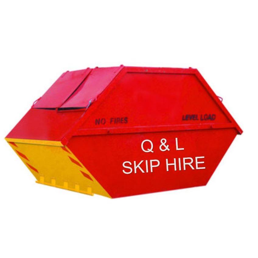 Q & L Skip Hire Ltd - Irvine, Ayrshire KA12 8JE - 01294 313472 | ShowMeLocal.com