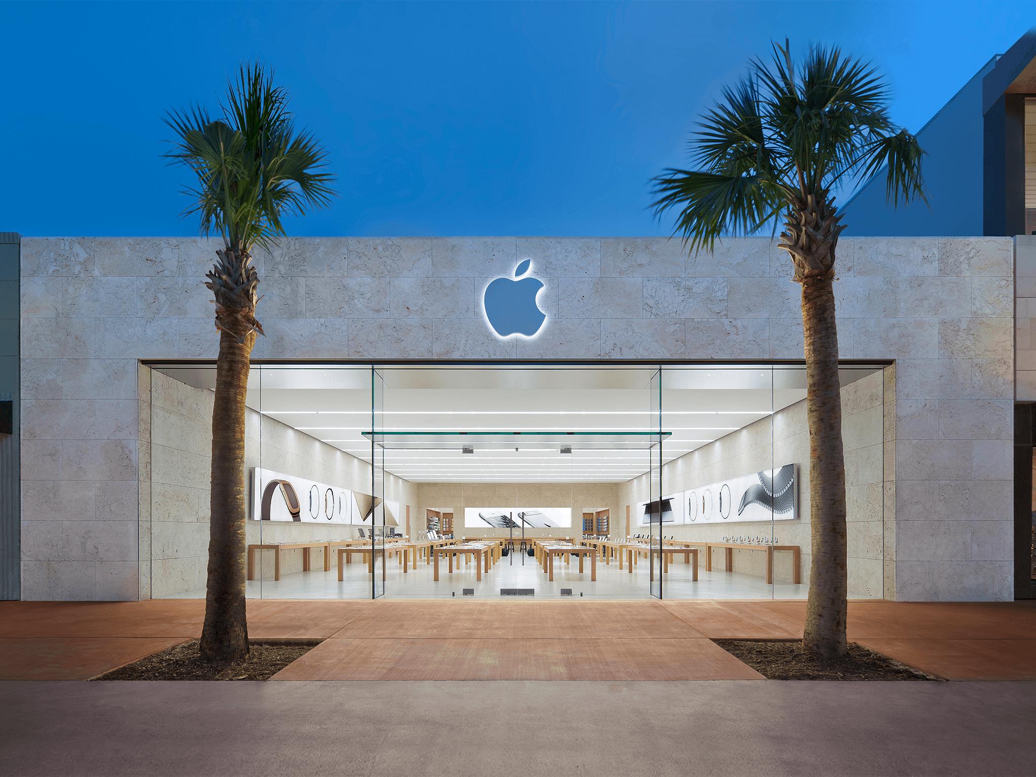 Apple Lincoln Road Miami Beach Fl