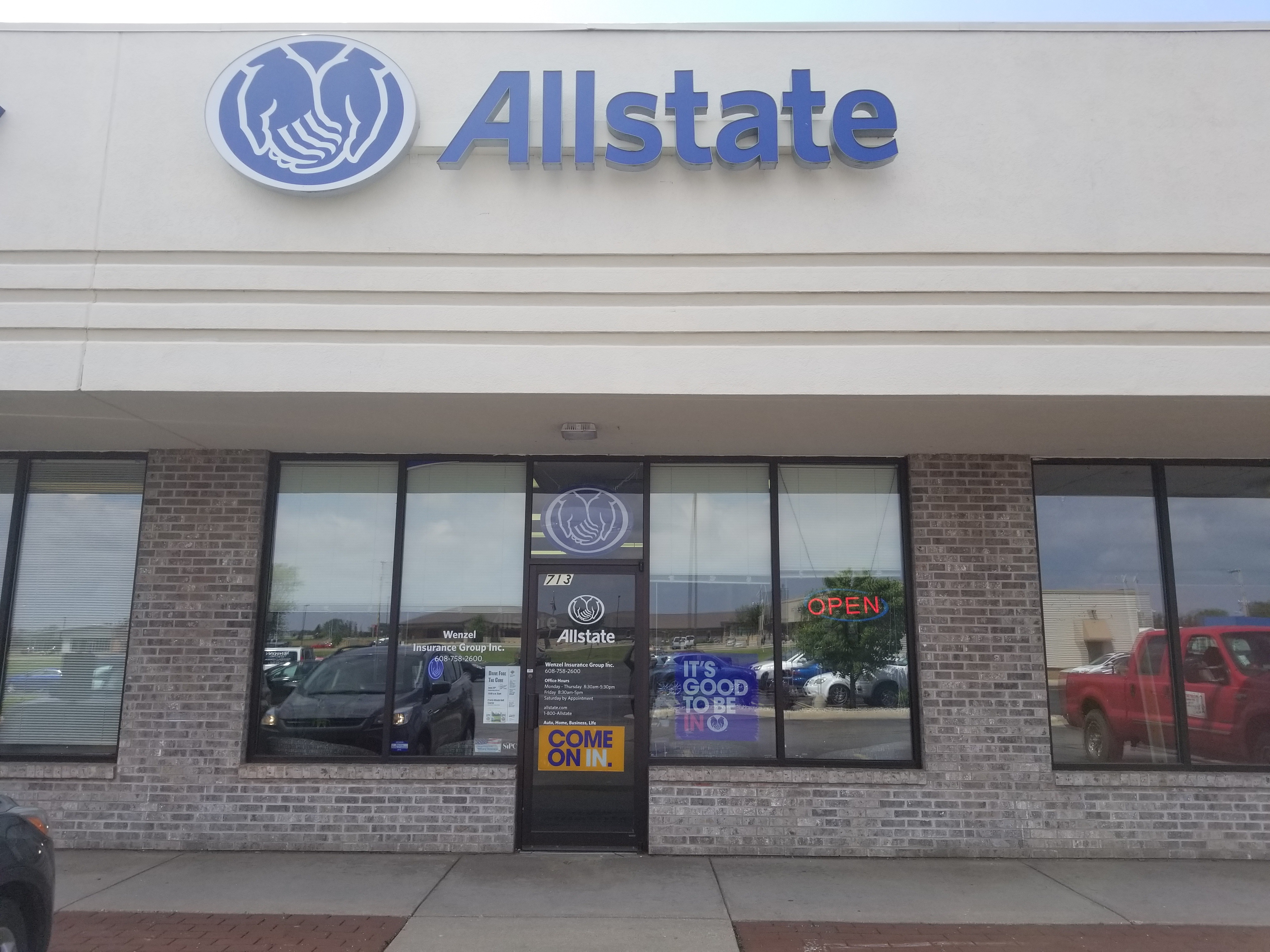 Allstate Insurance Agent: Michelle Wenzel-Lock - Milton, WI 53563 - (608)758-2600   ShowMeLocal.com