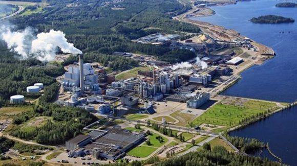 Stora Enso Imatran tehtaat / Kaukopää