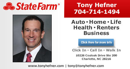 Images Tony Hefner - State Farm Insurance Agent
