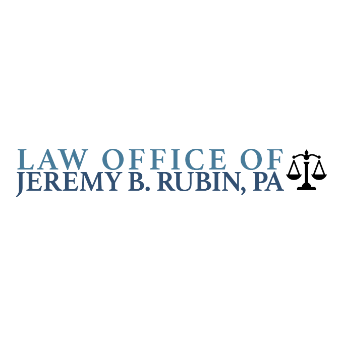 Law Office Of Jeremy B. Rubin, PA - Margate City, NJ 08402 - (609)246-0222 | ShowMeLocal.com